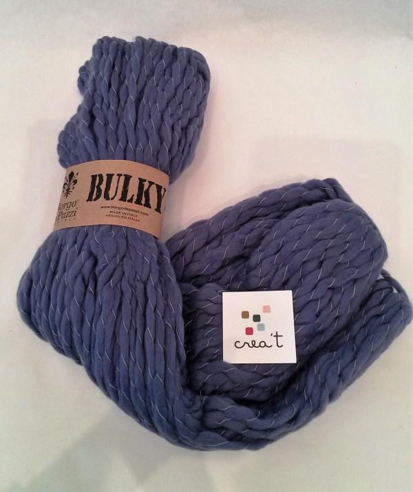 Borgo de Pazzi Bulky Blau Crea't