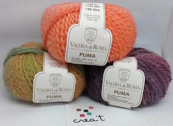 Puma Valeria Mostra