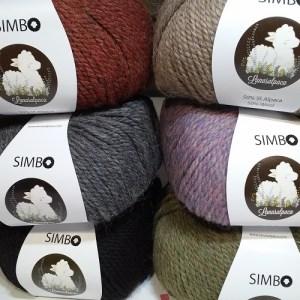 Simbo Lanas alpaca Creat