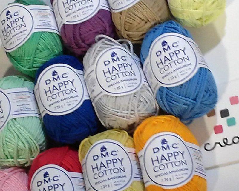 Happy Cotton de DMC