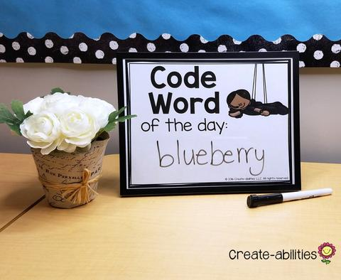 Code Word of the Day