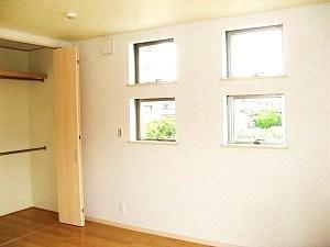 効果の良い防音対策も施し、暮らしやすい空間に