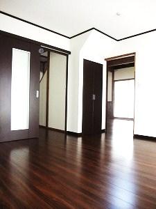 採光性に配慮した個室