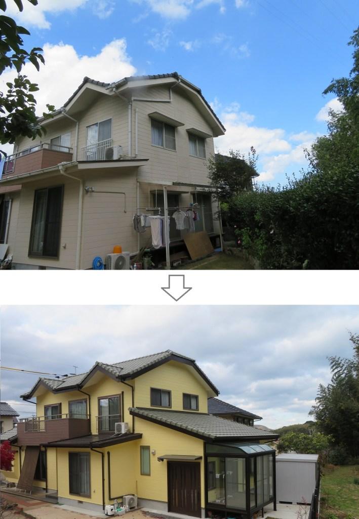 増築・外壁塗装 k様邸