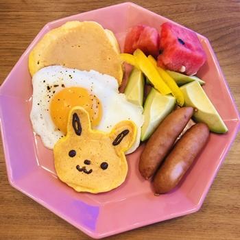 花江夏樹嫁の朝食