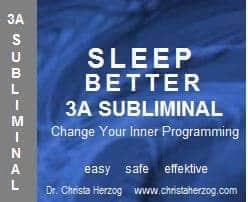 Sleep Better 3A Subliminal