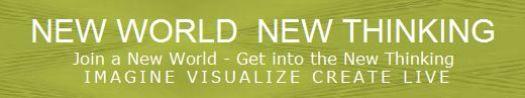new world new thinking header