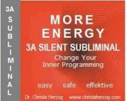 More Energy 3A Silent Subliminal