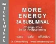 Energy 3A Subliminal
