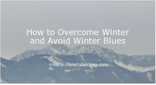 how to overcome winter and avoid winter bllues