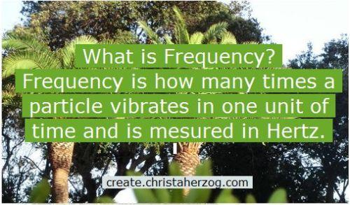 Was ist Frequenz