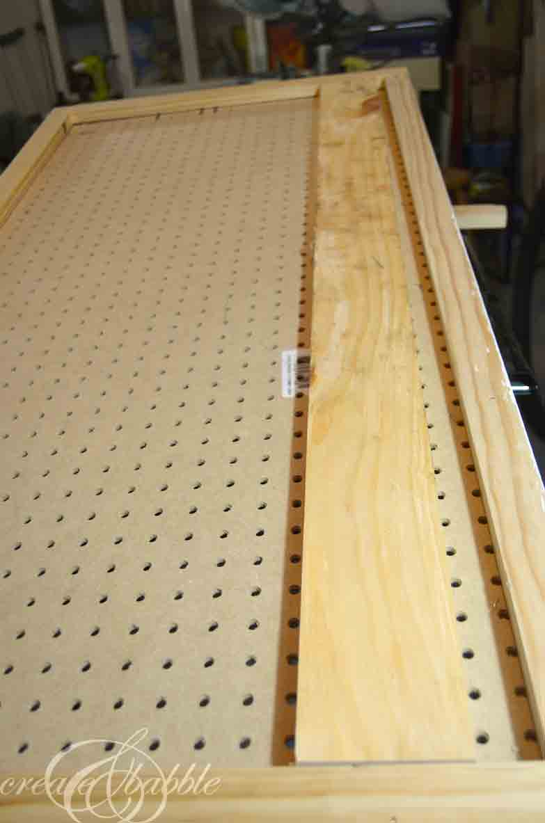 DIY Pretty Pegboard Create And Babble