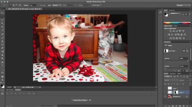Photoshop | Editing Baby Photos | KSAVAGER