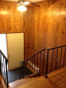 Wood Paneling | Mini DIY Gallery Wall | KSAVAGER