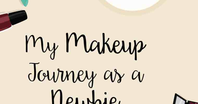 Creative Outlet | My Makeup Journey As A Newbie With Curiosity