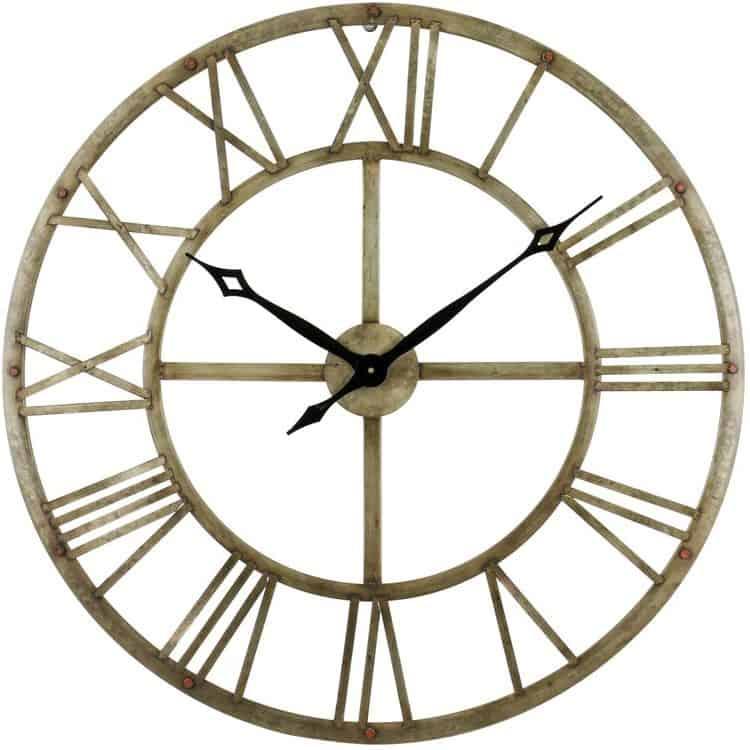 """Oversized Vergara 32"""" Wall Clock"""