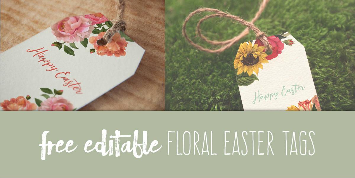 "<span class=""dojodigital_toggle_title"">Free Editable Floral Easter Tags</span>"