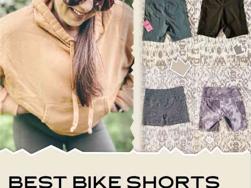 Best Bike Shorts for Moms | Create&Capture | Most Flattering Women's Bike Shorts