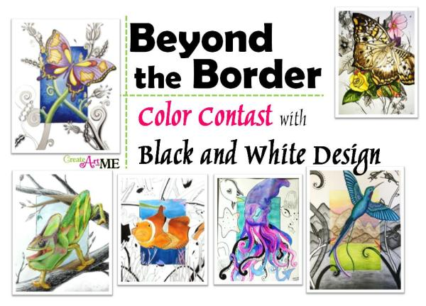 Beyond the Border Art Lesson
