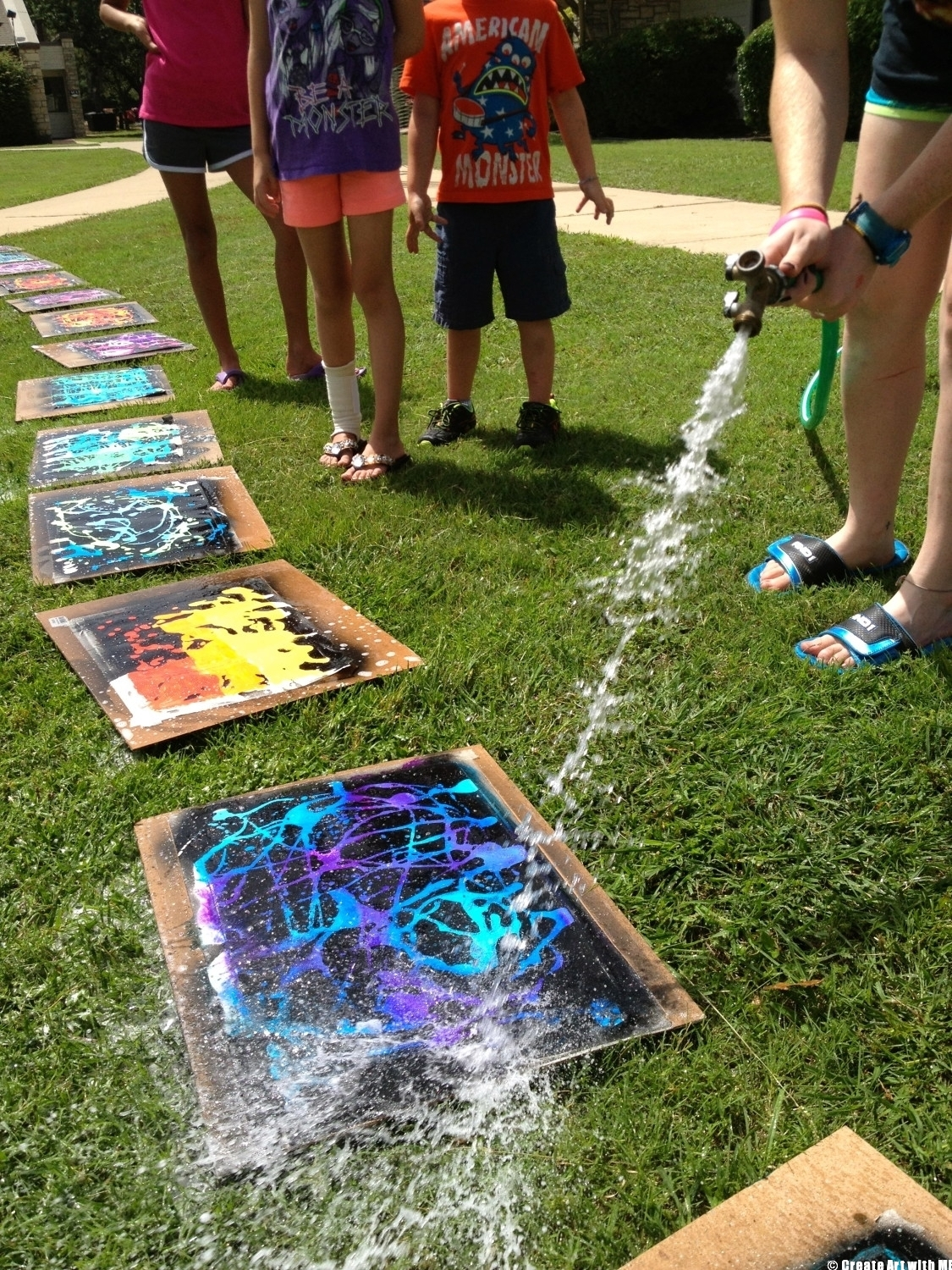 5 Super Fun End Of The Year Art Projects