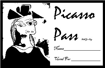 Picasso Pass Ticket