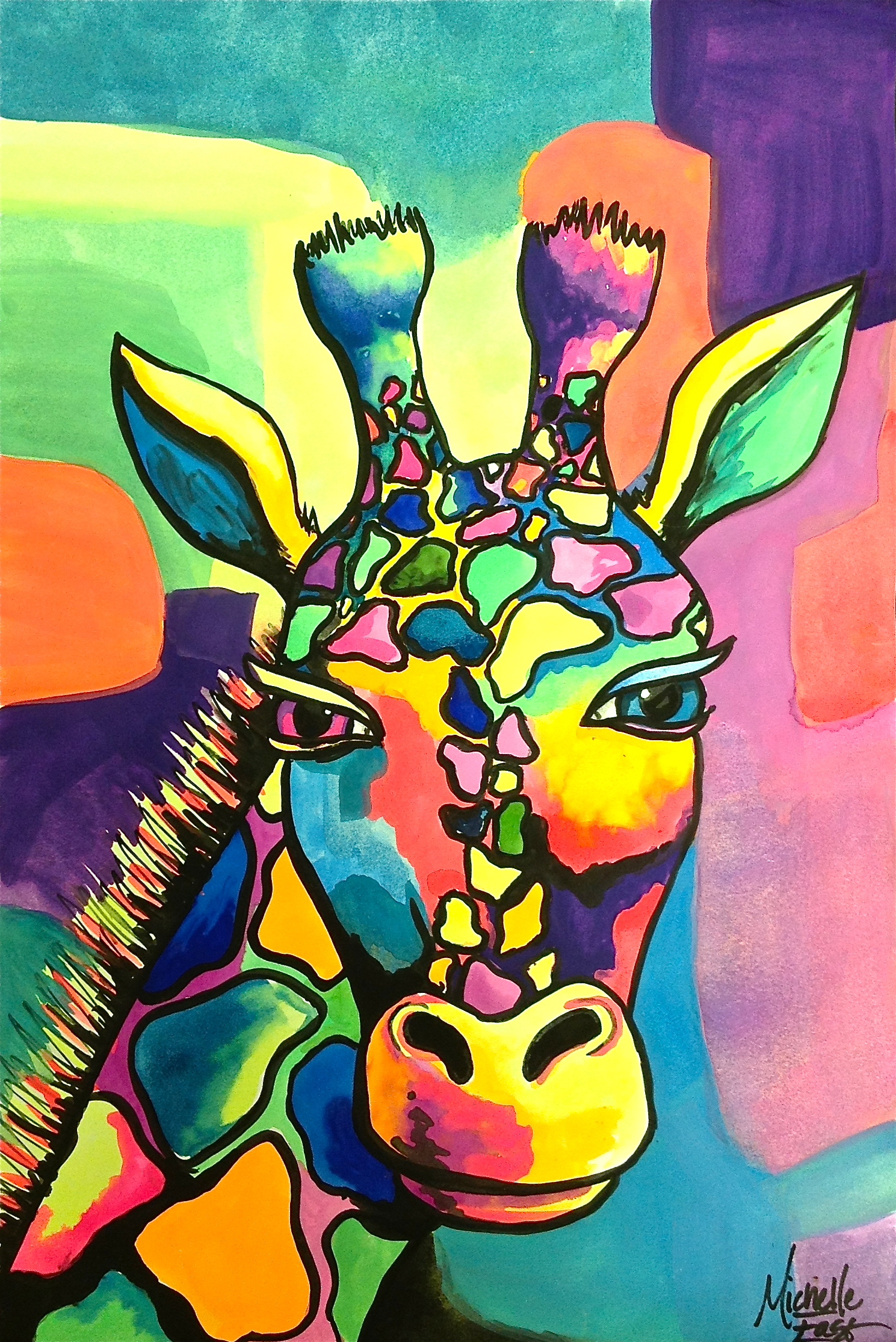 Fauvism Amp Color Mood Art Project