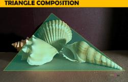Triangle composition Triangle composition