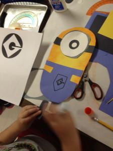 Minion Create your own