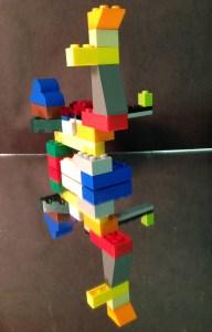 Student Lego Sculpture-Amber