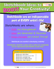 Sketchbook Ideas to Boost your Creativity
