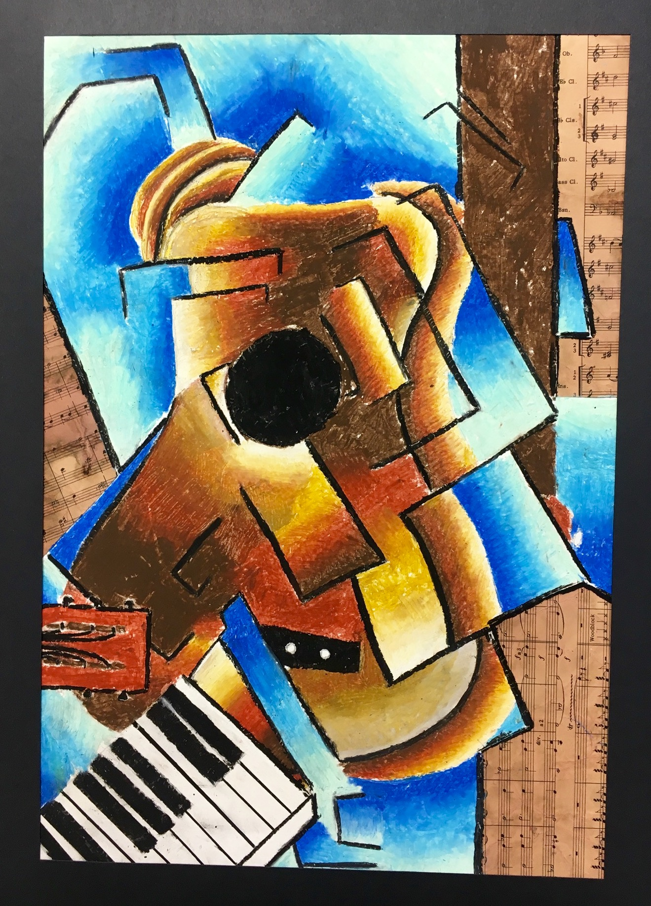 Cubism Student Worksheet