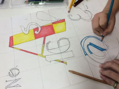 Demuth 5 Typography Lettering Styles