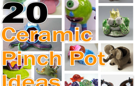 20 Ceramic Pinch Pot lesson ideas