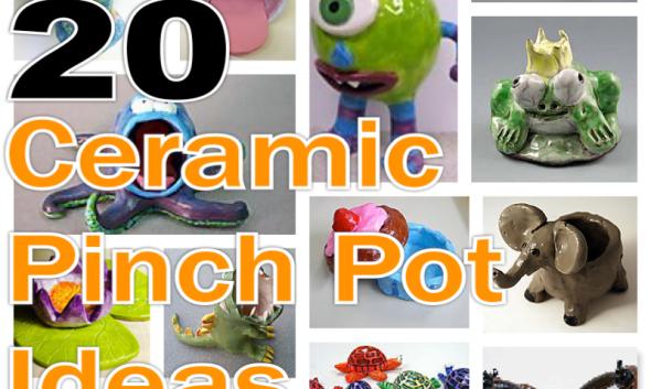 20 Ceramic Pinch Pot lesson ideas