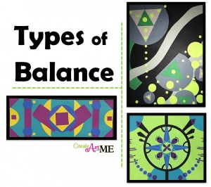 Types of Balance Art Lesson