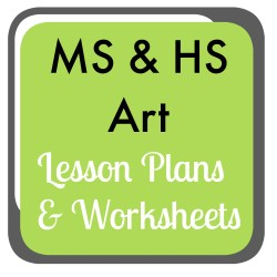 MS & HS Art Lessons PDF