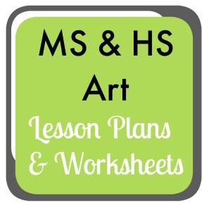 MS & HS Art Lessons PDF