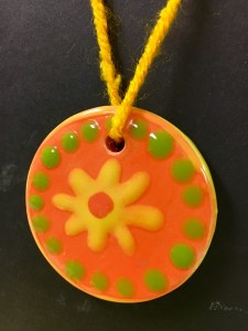 Paint a Pendant Art Fundraiser