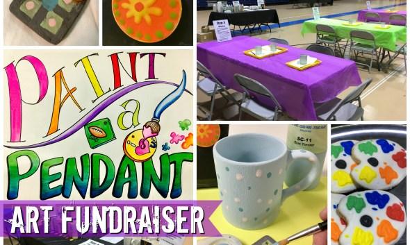 Paint A Pendant Fundraiser