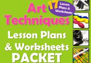 ULTIMATE Lesson Plans & Worksheets PACKET