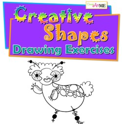 Creative Shapes Exercises