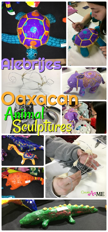 Oaxacan Animal Sculpture