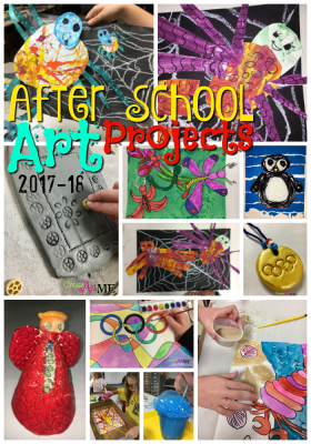 After School Art Projects 2017-18