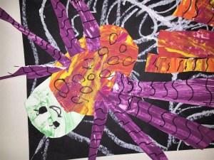 Eric Carle Spider