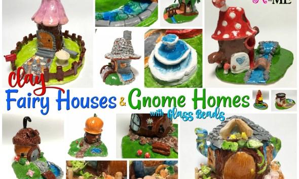 Clay Slab Fairy House Gnome Home Art Lesson