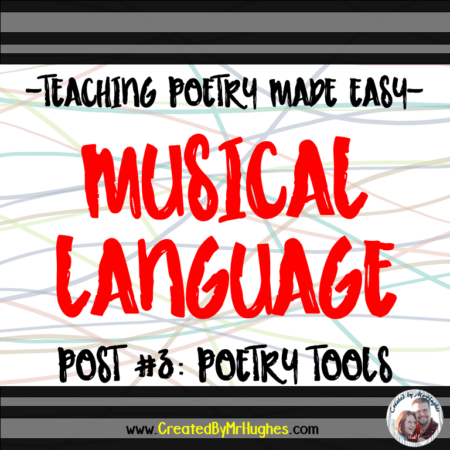 Teaching Poetry Made Easy- Post 3- Musical Language
