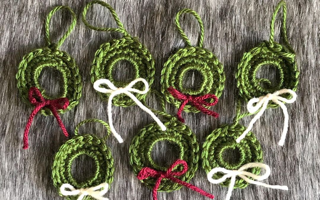 Mini Wreath Pattern
