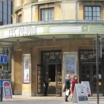 The Forum - a venue for the Bath Literature Festival