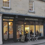 The Bath Coffee House on Pulteney Bridge