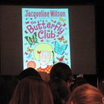 Book by Jacqueline Wilson - The Butterfly Club